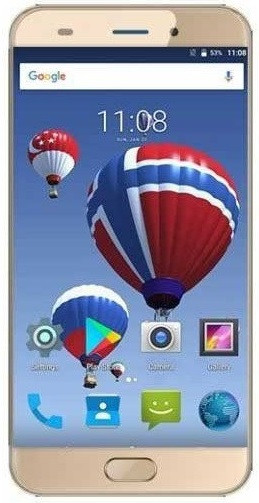 "Смартфон AllCall Atom 2/16Gb Gold, 8+2/2Мп, MT6737, 2sim, 5.2"" IPS, 2100мАч, GPS, 4 ядра, 4G LTE"