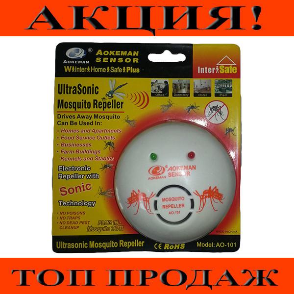 Ультразвуковой отпугиватель мух Aokeman Sensor AO-150!Хит цена