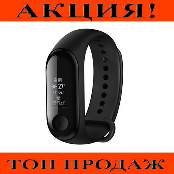 Smart Watch Mi BAND m3 black!Хит цена