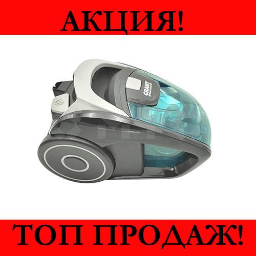 Пылесос GRANT GT-1604 Зеленый!Хит цена