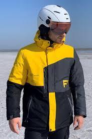 Куртка freever жёлтая, белая, салатовая, красная