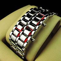 Часы Iron Samurai LED светодиодные, фото 1