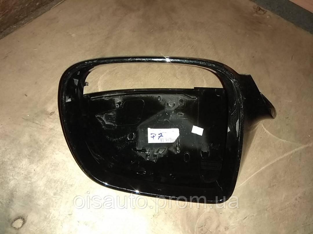 Кришка зеркала ліва  AUDI Q7 2008 -  б/у оригінал (Чорний)