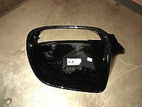 Кришка зеркала ліва  AUDI Q7 2008 -  б/у оригінал (Чорний), фото 1