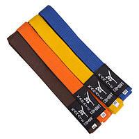Пояс для кимоно Combat длина 280 см, цвета в ассортименте, фото 1