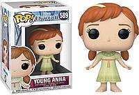 """Фигурка Funko Pop Дисней """"Холодное сердце"""": малышка Анна #589 Frozen Anna"""