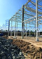 Изготовление металлоконструкций Днепр