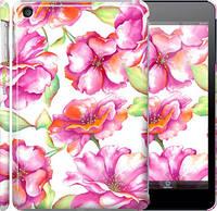 """Чехол на iPad mini 3 цветочный узор v5 """"2291c-54"""""""