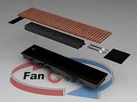 Внутрипольный конвектор FanCOiL с естественной конвекцией FC 75 mini
