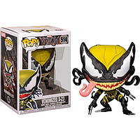 Фигурка Funko Pop Мстители Марвел: Веном-Росомаха (40709) #514 Marvel Venom - X-23