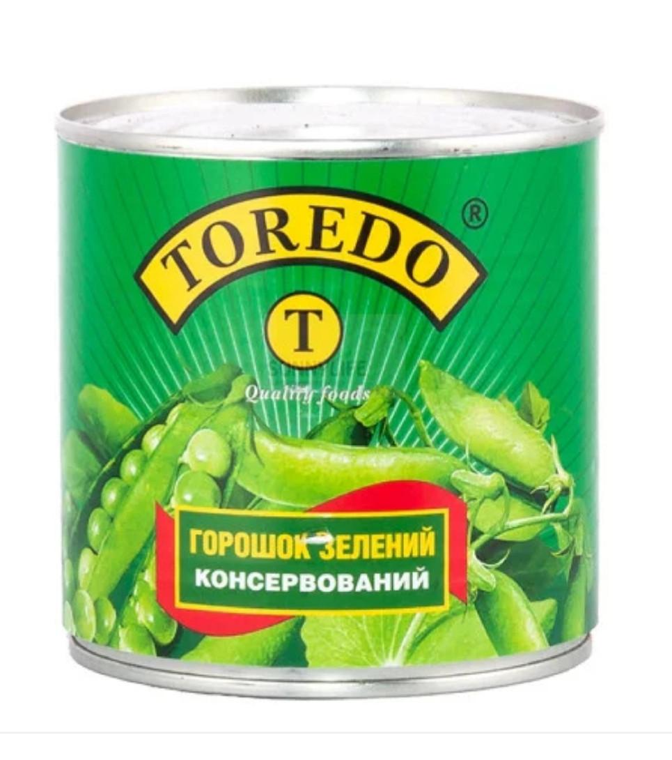 """Зеленый горошек 425г """"Торедо"""""""