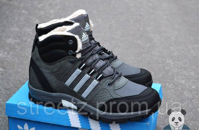 Ботинки зимние Adidas, фото 2