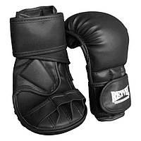 REYVEL Перчатки рукопашные винил черный