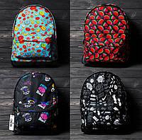 Городской рюкзак Asos (Рюкзак с прикольными расцветками) \ 4 расцветки в наличии