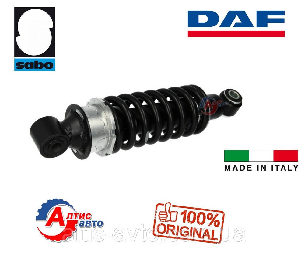 Задний амортизатор кабины DAF CF 75, 85, 65 (L280-330)  с регулировкой пружины 1377826, 1451155, 1792419, 1818