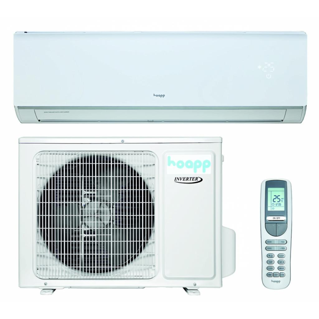 Кондиционер HOAPP Light inverter (HSZ-GA38VA/HMZ-GA38VA)