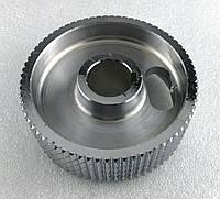 Ролик подающий металлический  для четырёхстороннего станка 140X35х50 мм