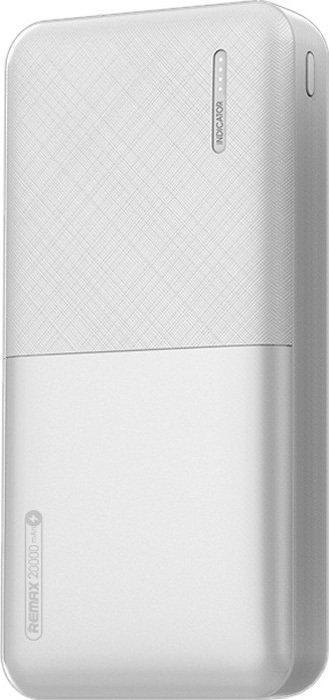 Портативна батарея 20000 mAh Linon Remax RPP-136-White