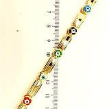 Гарний браслет Xuping позолота, фото 2