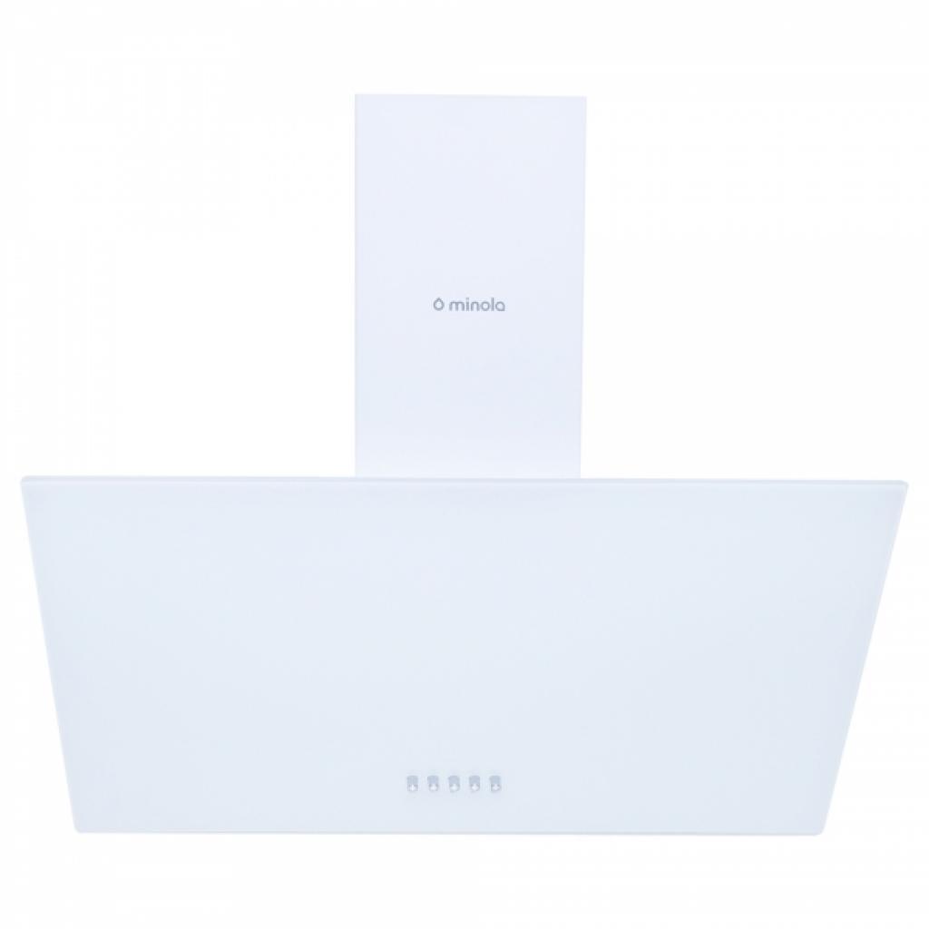 Вытяжка кухонная MINOLA HDN 6242 WH 700 LED