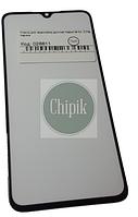 Стекло для переклейки дисплея Xiaomi Mi9 Lite, CC9e, Черное