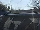 Рейлинги на крышу Volkswagen T5 2003-2015, черные, фото 6