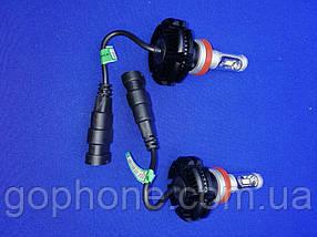 Авто лампи Guarand LED X3 H11