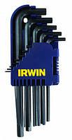 Набор шестигранных ключей L - длинных - 10 шт. (1,5 - 10,0 мм)