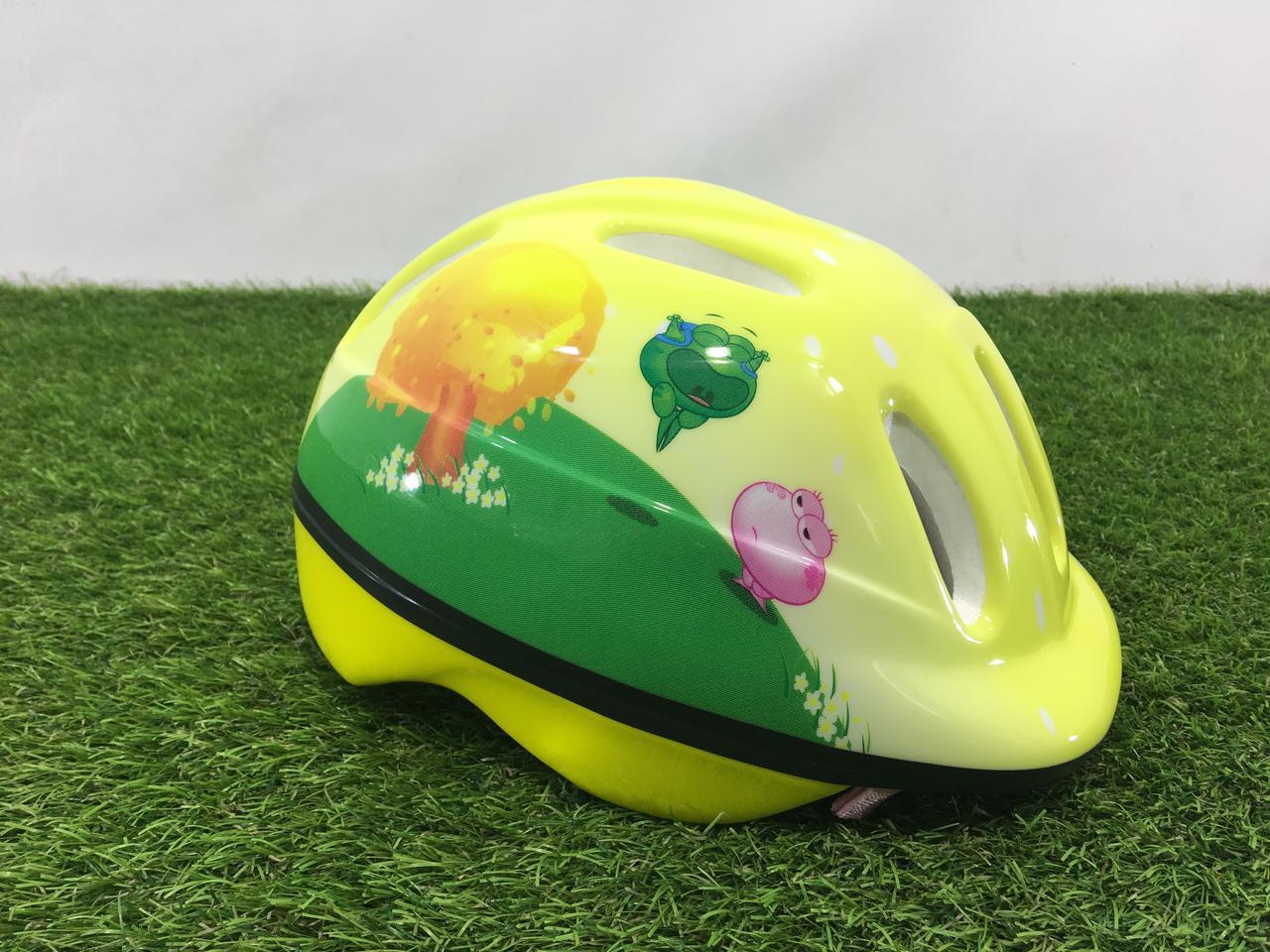Шлем детский для роликов регулируемый