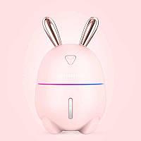 Увлажнитель воздуха Кролик USB Светильник-диффузор