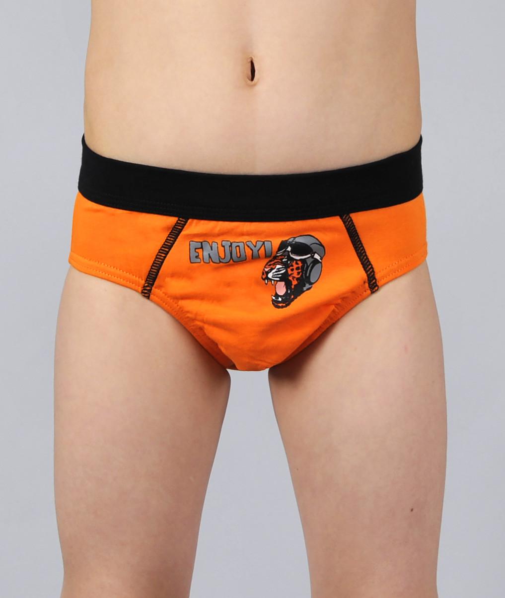 Трусы для мальчика  Altedo #104 104 см оранжевые