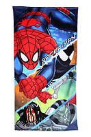 Полотенце пляжное  Spider man от Disney 140/70 cm.