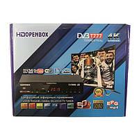 Тюнер цифровой эфирный Т2 HDOpenbox тюнер DV3 T777 / IPTV / YouTube / WIFI / 4k