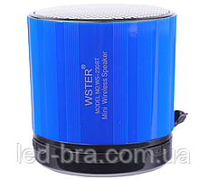 Колонка Bluetooth WSTER WS-230BT