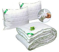 Одеяло Евро с Подушками 200x220 Алое Вера 200г/м2 Руно (322.52Aloe Vera)
