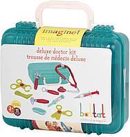 Набор доктора в Чемоданчике 11 предметов Battat  Deluxe Doctor Kit