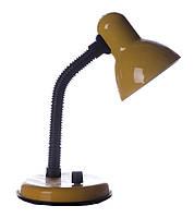 Лампа настольная ученическая офисная Коричневый 30х20 см