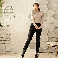 Комфортные брюки для беременных зима весна, фото 1