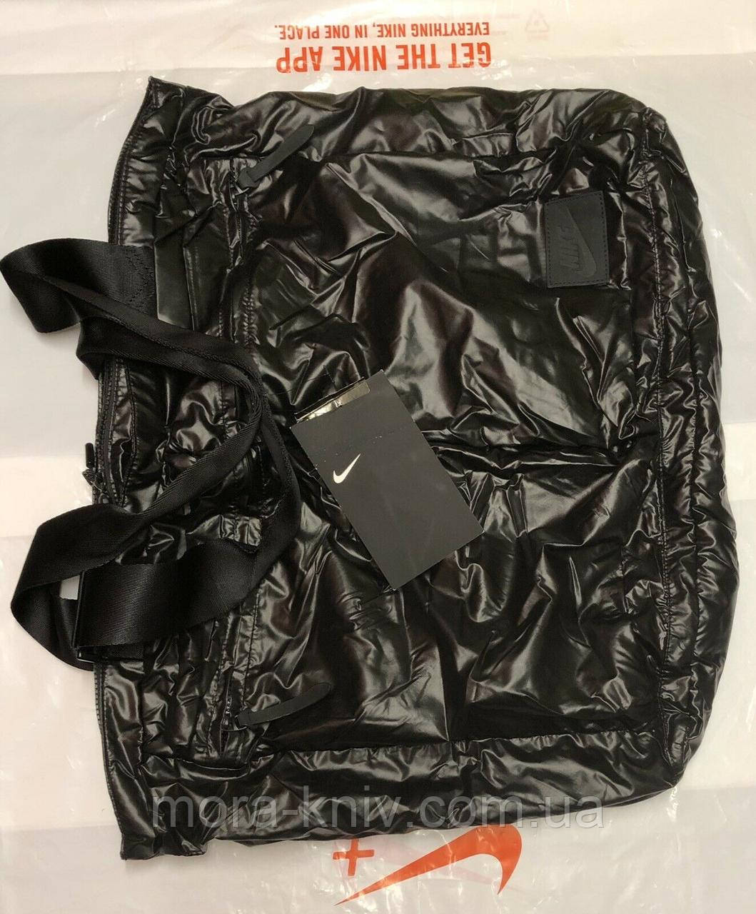 Женская Сумка найк Nike Metallic London Tote Bag Shoulder Hand Bag оригинал