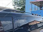 Рейлинги на крышу Volkswagen T5 2003-2015 цельно-алюминиевые, фото 4