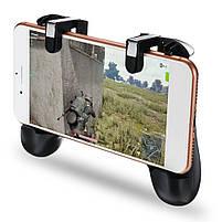 Геймпад Cooling F1 Джойстик с вентилятором и повербанком 2000mAh / Триггеры для телефона PUBG Mobile, фото 2