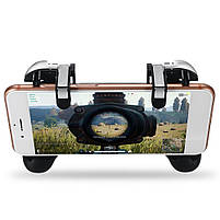 Геймпад Cooling F1 Джойстик с вентилятором и повербанком 2000mAh / Триггеры для телефона PUBG Mobile, фото 3