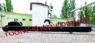 Шнековий конвеєр (навантажувач) з підбирачем діаметром 159 мм довжиною 6 метрів