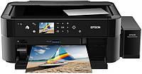 МФУ фотоцентр Epson L850 3в1 принтер, сканер, копир (БФП)