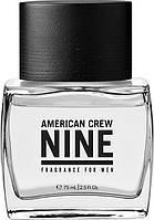 Туалетная вода American Crew Nine Fragrance, 75 мл