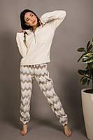 Пижама 15960 (молочный)