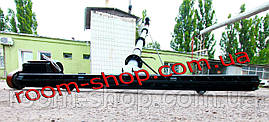 Шнековый зернопогрузчик (погрузчик) с подборщиком   диаметром 159 мм длиною 8 метров, фото 3