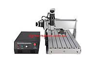 Режущий плоттер Фрезерный станок с ЧПУ 3040 3D 4D USB 500 Вт + Зонд