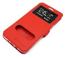 Чехол книжка Nillkin View Cover для Xiaomi Mi5x A1 красный