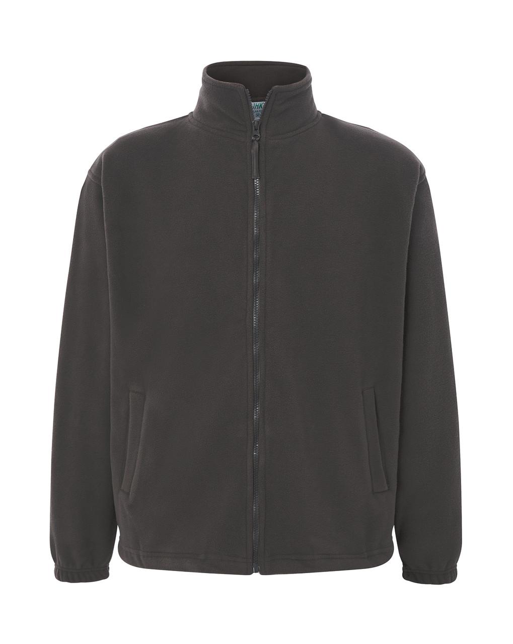Мужская флисовая кофта JHK POLAR FLEECE MAN цвет серый (GF)